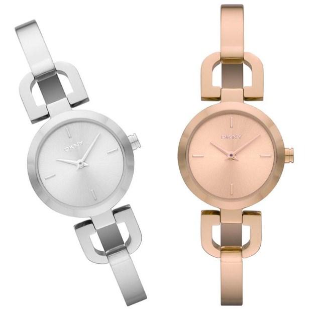Những chiếc đồng hồ DKNY mang hơi thở của thành phố NewYork trẻ trung, tươi mới