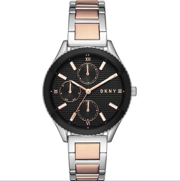 Đồng hồ DKNY NY2659 dành cho nữ với thiết kế mạnh mẽ, sang trọng