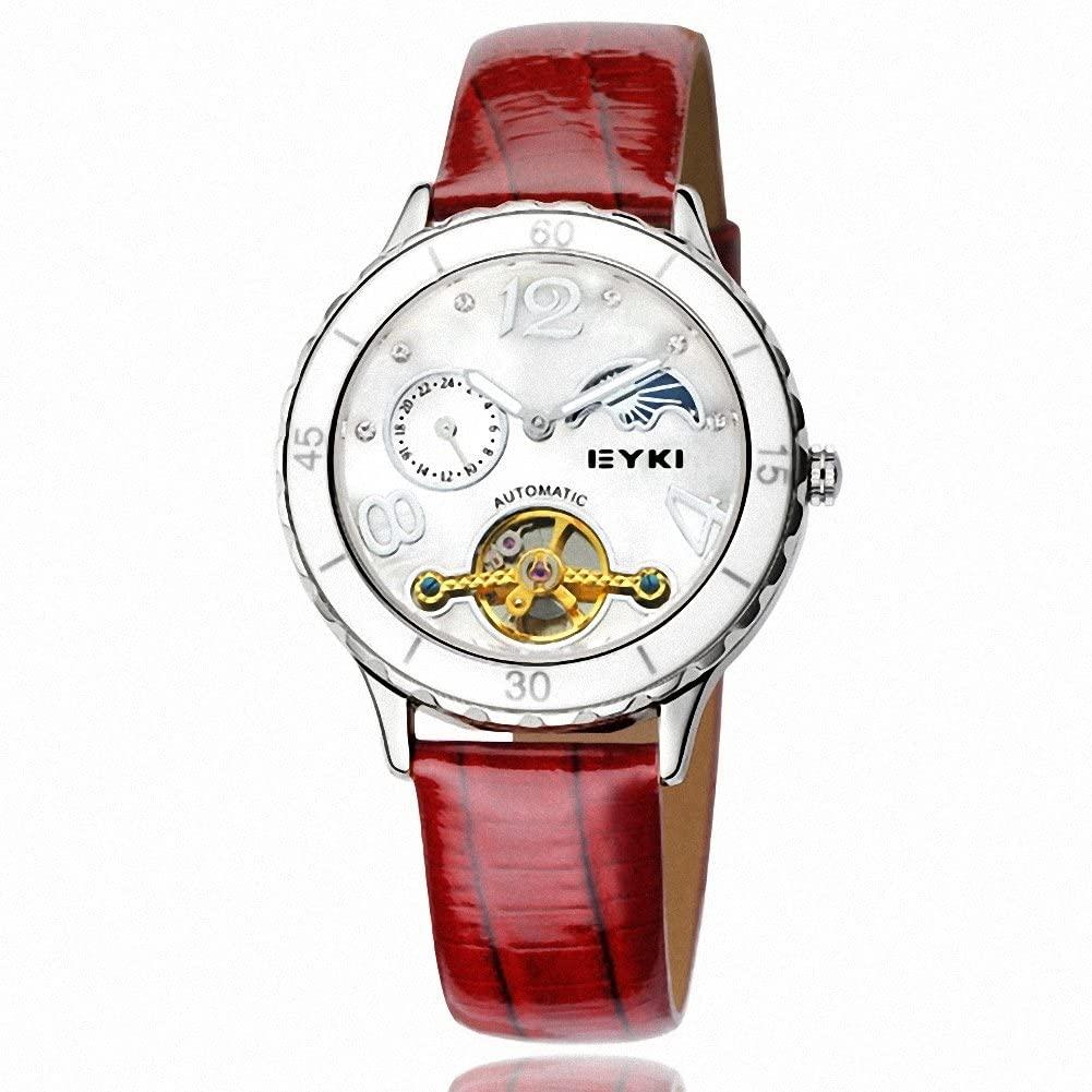 Đồng hồ Eyki Automatic nữ EFL 8548L Red