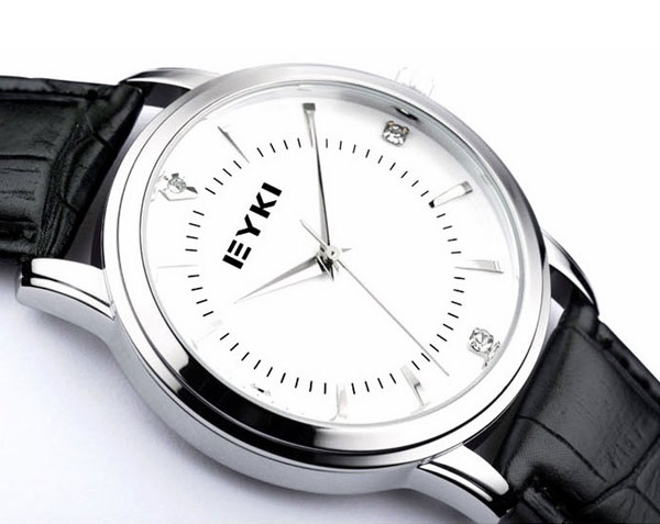 Đồng hồ Eyki là thương hiệu của nước nào