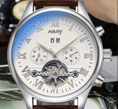 Đồng hồ nam cơ tự động S0423 với độ chính xác cao