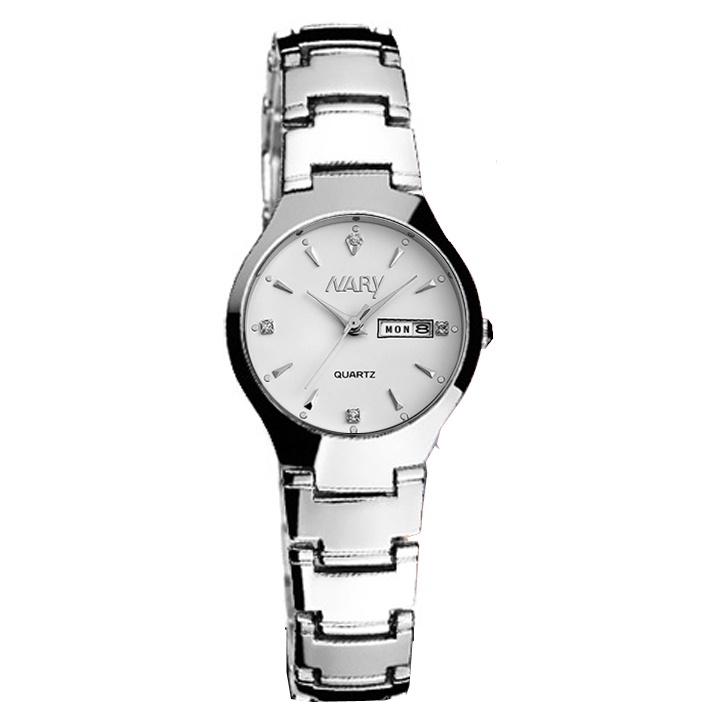 Đồng hồ Nary 2524 nữ chống nước có lịch