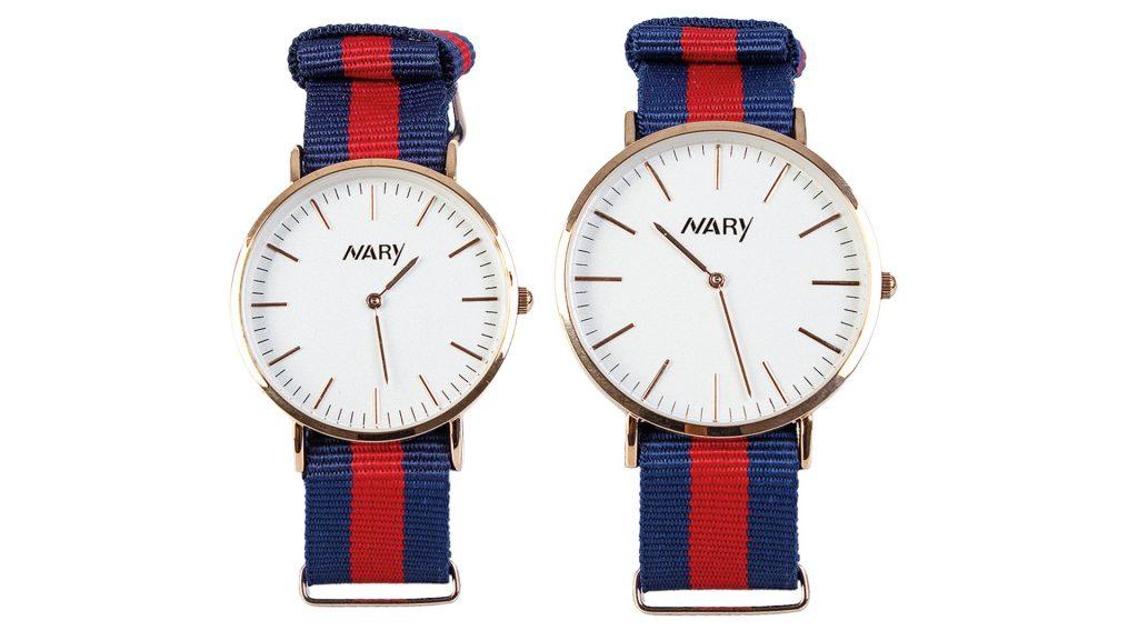 Chiếc đồng hồ mang đậm cá tính ấn tượng