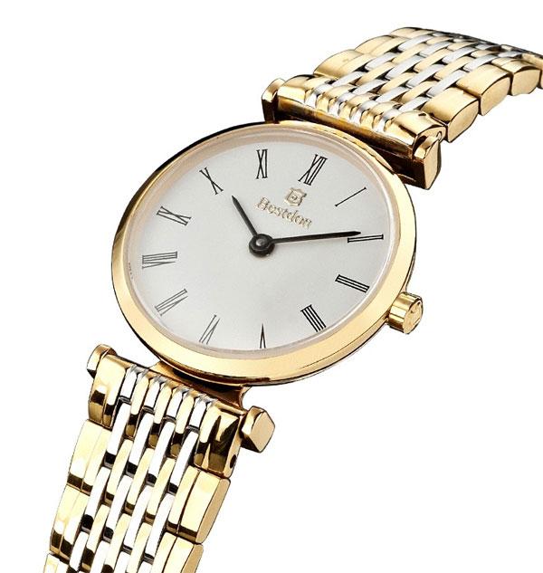 Đồng hồ nữ Bestdon BD9921L dây thép không gỉ