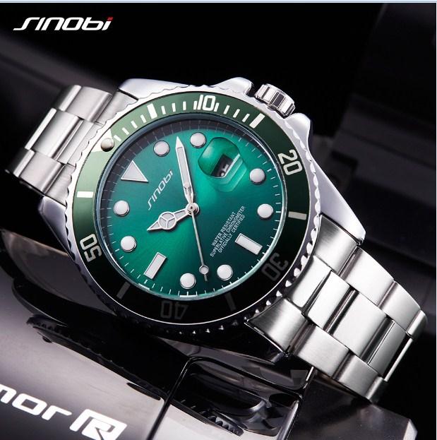 Đồng hồ Sinobi có tốt không?