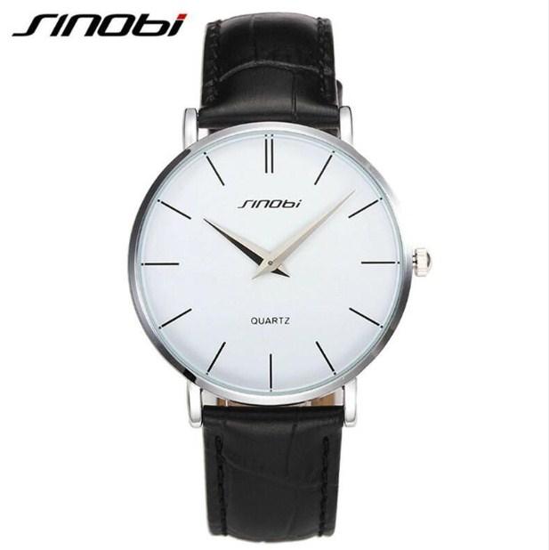 Đồng hồ Sinobi có thiết kế đơn giản nhưng vô cùng thanh lịch và có tính ứng dụng cao.