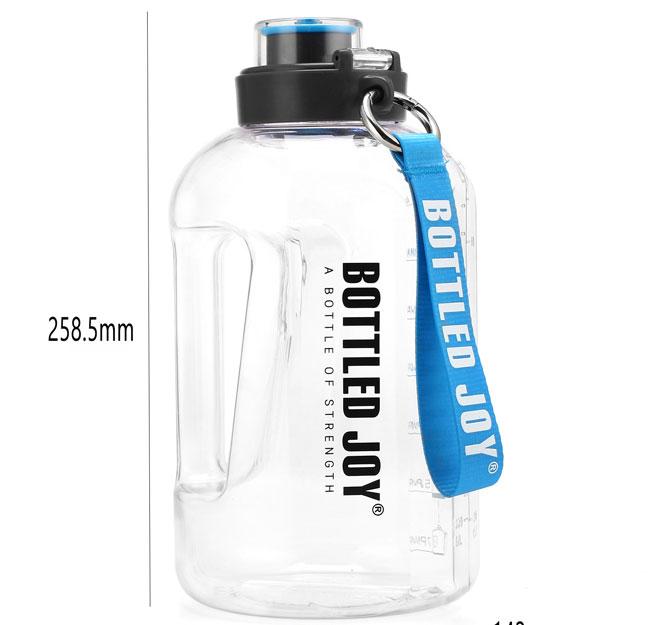 lưu ý khi sử dụng bình nước thể thao