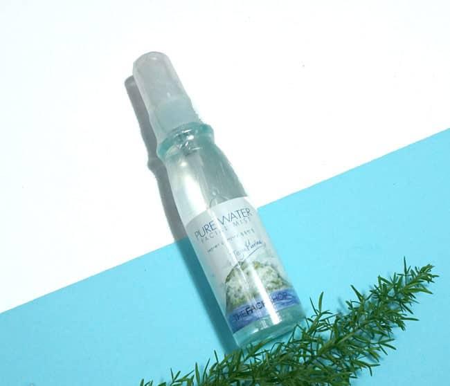 Xịt Khoáng The Face Shop Pure Water Facial Mist