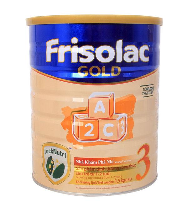 Sữa Friso Gold 3