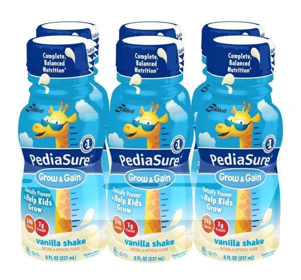 Sữa nước Pediasure chất lượng có tốt?