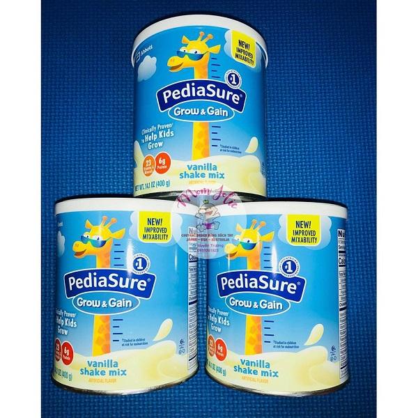 Sữa Pediasure Grow & Gain