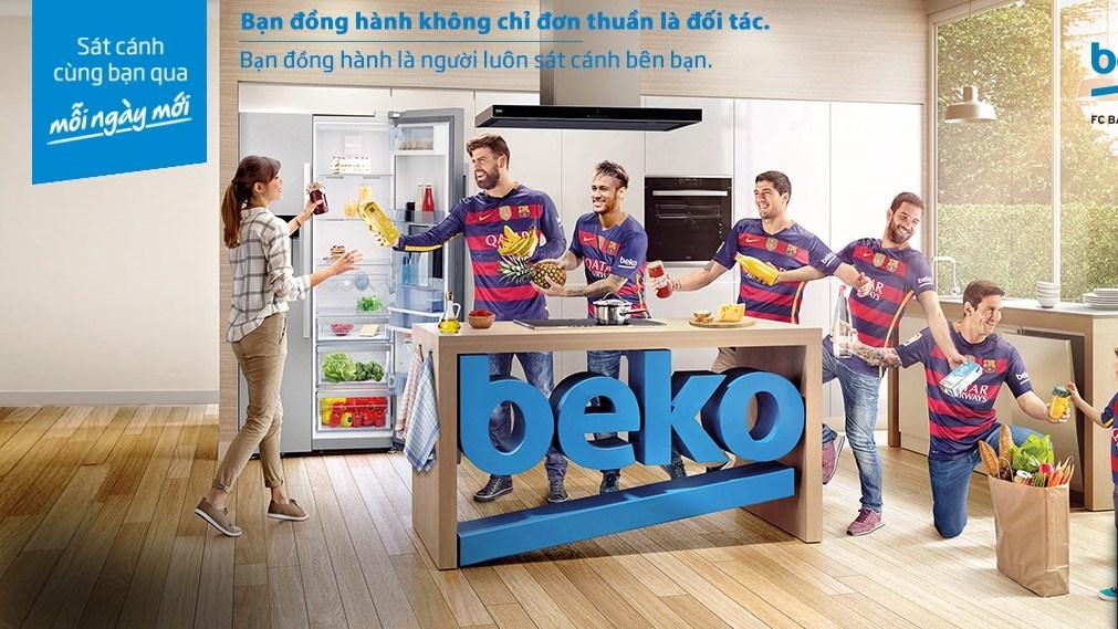 Thương hiệu Beko - thương hiệu châu Âu có uy tín, có đáng tin cậy hay không?
