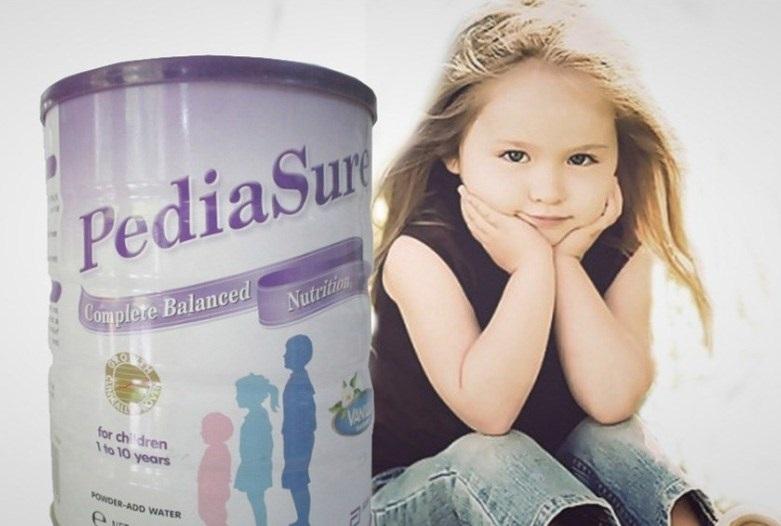 Có nên cho trẻ uống sữa Pediasure lâu dài không?