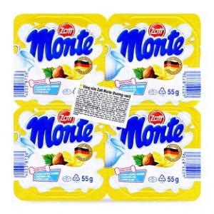 Váng sữa Monte Vani