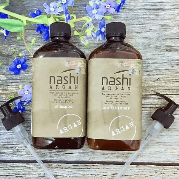 Dầu gội Nashi có phục hồi tóc không?