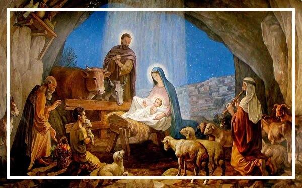 Ngày chúa Giê Su được ra đời
