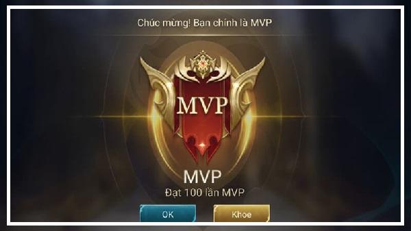 Điều kiện để có MVP