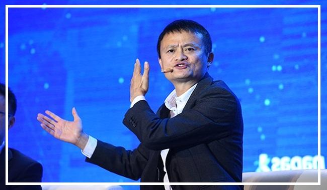Tỷ phú hàng đầu Trung Quốc Jack Ma