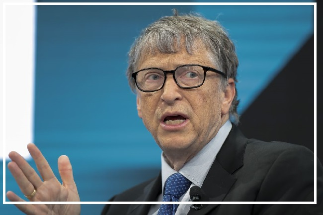 Tỷ phú số 1 thế giới Bill Gates
