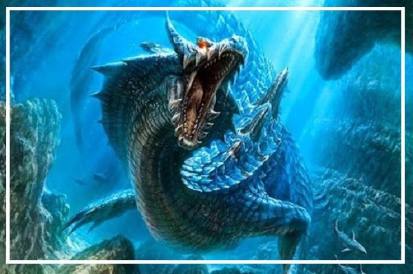 thuồng luồng biển